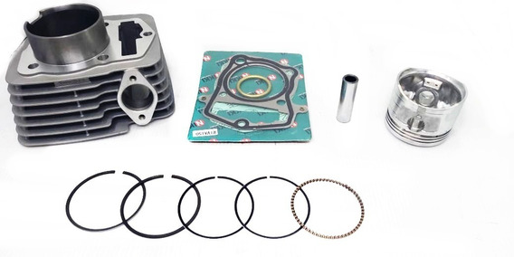 Kit Cilindro Motor Completo Dafra Riva 150
