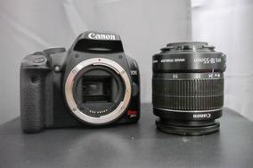 Canon Xsi + Lente 18-55mm *muito Conservada* Frete Gratis