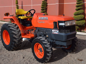 Tractor Agricola Kubota L2800 Massey Ferguson John Deere