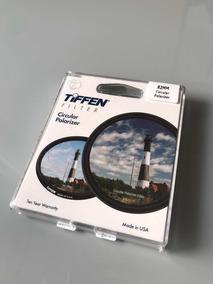 Filtro Polarizador 82mm Tiffen Original