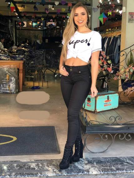 Calça Feminina Mulheres Altas Ri19 Jeans 67309