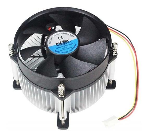 Cooler Processador Intel 775 Igual Cooler Master Dissipador