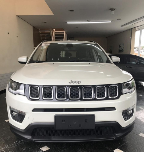 Jeep Compass 2.0 Longitude Flex Aut. 5p 2020/2021