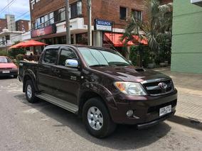 Vendo Toyota Hilux Srv Automatica 4x4