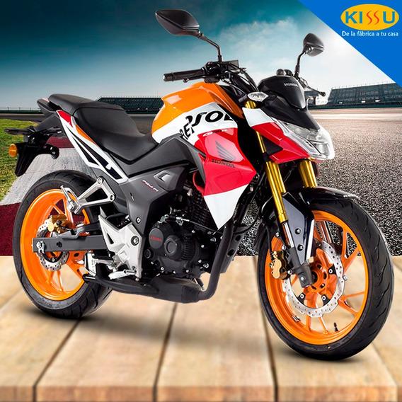Moto Honda Repsol Cbr190r A Inyección Incluye Matricula