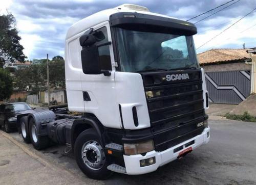 Scania Scania R124/400