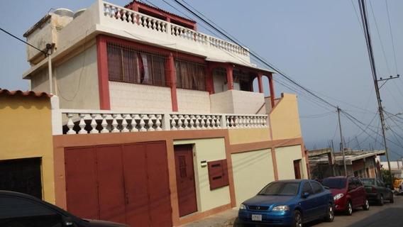 Fresca Casa En Las Tunitas , Vista Al Mar,vargas ....