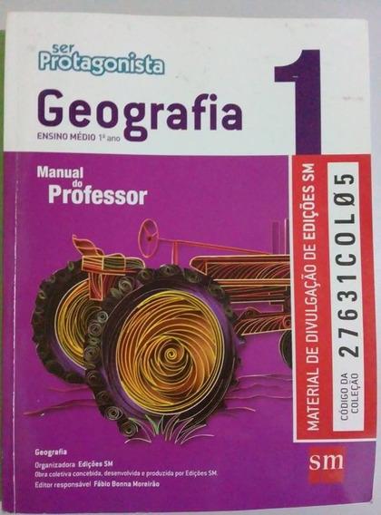 Ser Protagonista - Geografia 1 Manual Do Professor