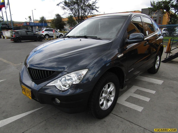 Ssangyong Actyon D20dt