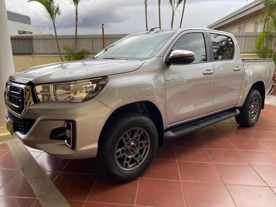 Toyota, Hilux Automático 2.4 Intercooler