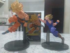 Estatuas Banpresto Original Goku Awakening E Gohan Ssj 2
