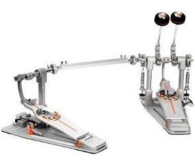 Pedal Duplo Pearl Demon Drive P3002d C/ Case
