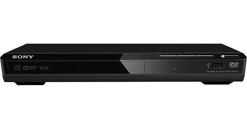 Reproductor Dvd Sony Dvp-sr370 Usb