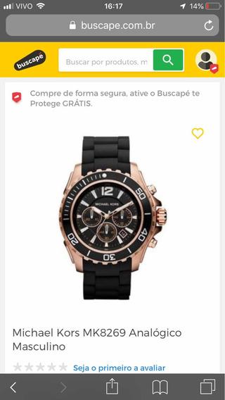 Relógio Mikael Kors Mk 8269