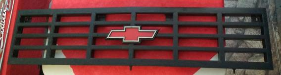 Chevrolet D 20 Grade Dianteira Nova E Original Gm Com Logo