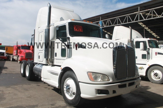 Tractocamion Kenworth T660 2013 100% Mex. #2998