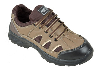Zapatillas Hombre Trabajo Montaña Campo Trekking A.t. (3302)