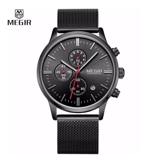 Relógio Masculino Aço Orient A Prova D