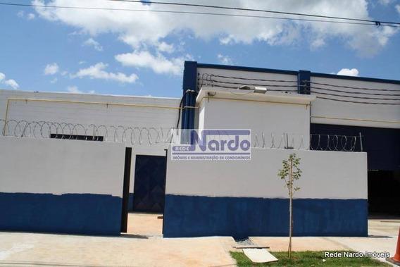 Ótimo Barracão Para Alugar Em Bragança Paulista, Centro - Ba0029