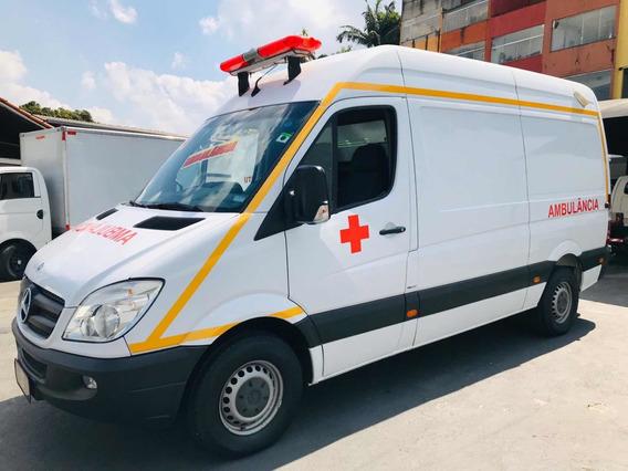 Sprinter 311 Ambulância Uti