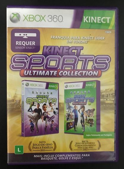 Jogo Kinect Sports Ultimate Collection - Português - Xbox