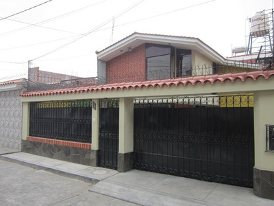Hermosa Casa, 2 Pisos, 3 Dormitorios,2 Baños, Sala,comedor,