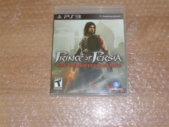 Prince Of Persia The Forgotten Sands - Ps3 - Frete R$ 20