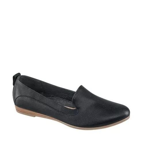 Zapato Confort Shosh 2005 Negro 100% Originales Pdca165842