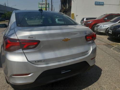Chevrolet Onix Plus 1.0 Premier At 2020 0km#7