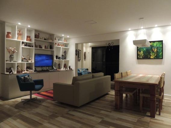 Apartamento Em Marapé, Santos/sp De 84m² 2 Quartos À Venda Por R$ 600.000,00 - Ap108400