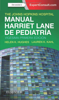 Envío Gratis. Hughes. Manual Harriet Lane De Pediatría 21ed