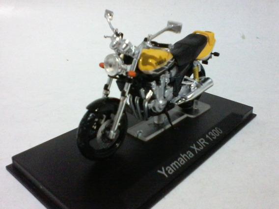 Miniatura De Moto Ixo Yamaha Xjr 1300 Escala 1:24