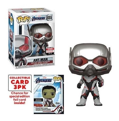 Funko Pop! Avengers Endgame- Ant-man Ee Exclusive