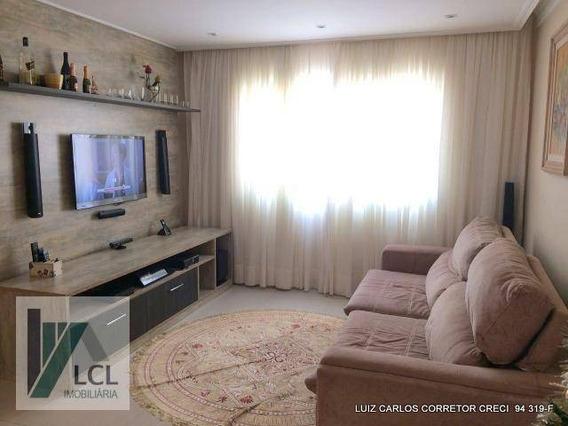 Sobrado Com 3 Dormitórios À Venda, 111 M² Por R$ 679.000,00 - Parque Monte Alegre - Taboão Da Serra/sp - So0005