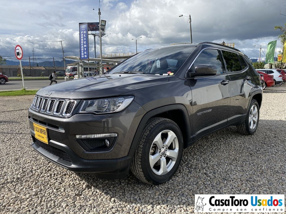 Jeep Compass At 4x2 2400cc 2019