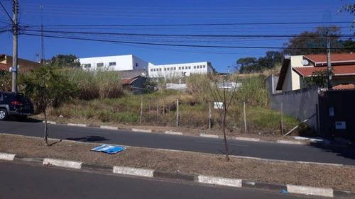 Terreno À Venda, 367 M² Por R$ 350.000,00 - Residencial Cabreúva - Paulínia/sp - Te0612