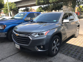 Chevrolet Traverse 3.6 Lt V6 7 Pas At Super Precio