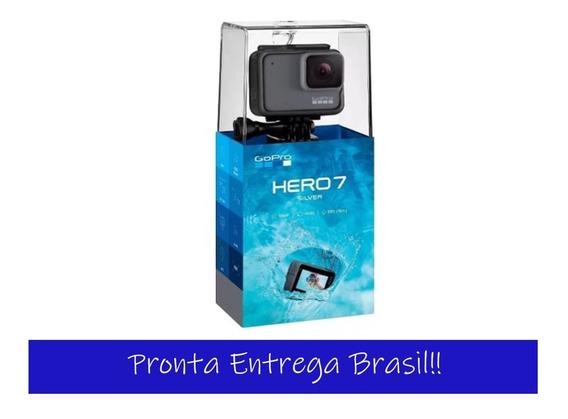 Câmera Gopro Hero 7 Silver Pronta Entrega Brasil