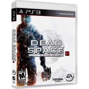 Jogo Ps3 Dead Space 3 Edicao Limitada Br (usado)