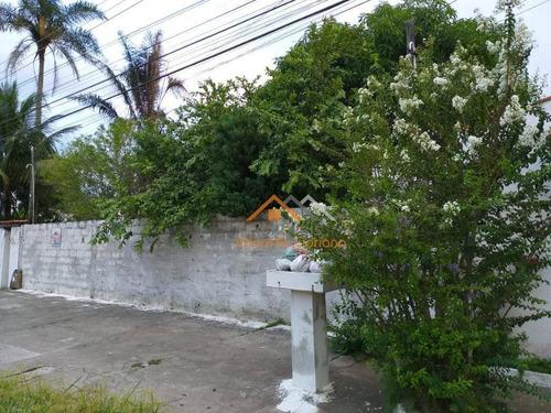 Imagem 1 de 5 de Terreno À Venda, 500 M² Por R$ 350.000,00 - Porto Novo - Caraguatatuba/sp - Te0123