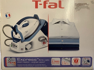 Plancha De Vapor T-fal Express Anti-calc Gv7450 X0/23