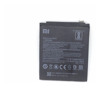 Bateria Xiaomi Redmi Note 4 Bn43 Garantia ® Tecnocell Uy