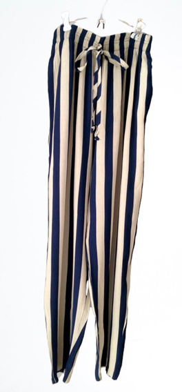 Pantalón De Rayón