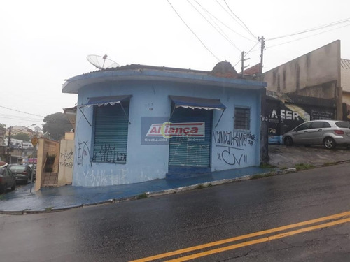 Salão Comercial Mais Casa 3 Dormitorios - Ai10413