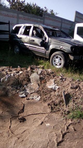 Yonkes Jeep Grand Cheeroke Modelo 1999 Partes Y Refacciones