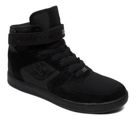Zapatillas Botas Dc Pensford Bmx Skate Black Pro