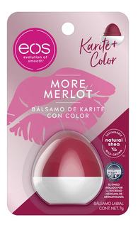 Balsamo Labial Colección Sea Shade More Merlot Cont. 7g Eos