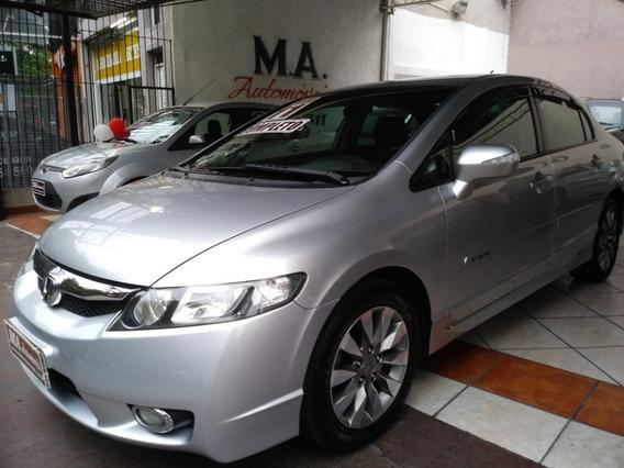 Civic Lxl 1.8 16v Flex 4p Manual 2011