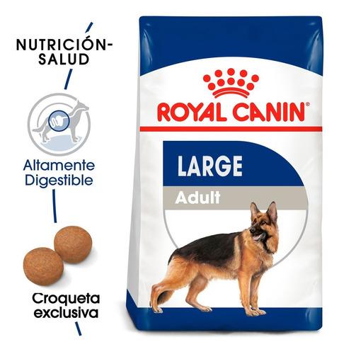 Imagen 1 de 2 de Alimento Para Perro Royal Canin Maxi Adult 15.9kg