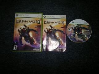 Darkvoid Completo Para Xbox 360,excelente Titulo.